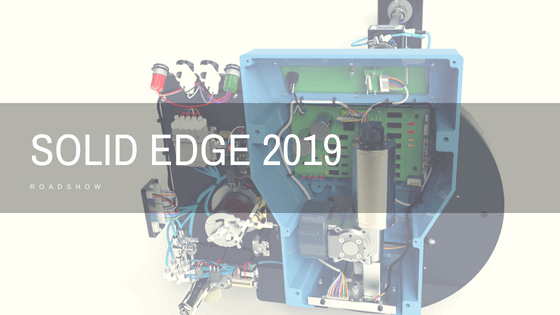 Solid Edge 2019新版發表會